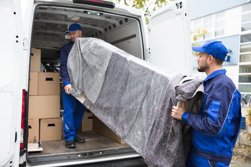 Firma transportująca duże meble w Krakowie